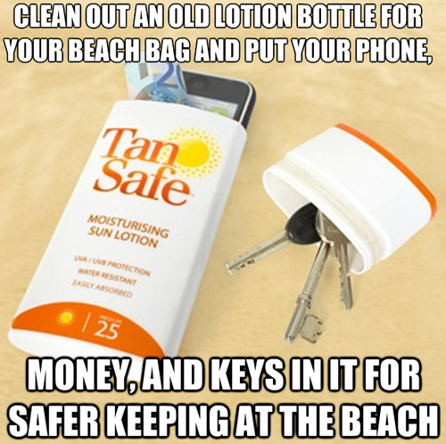 life-hack-sun-tan-lotion-bottle-hide-beach-gear.jpg