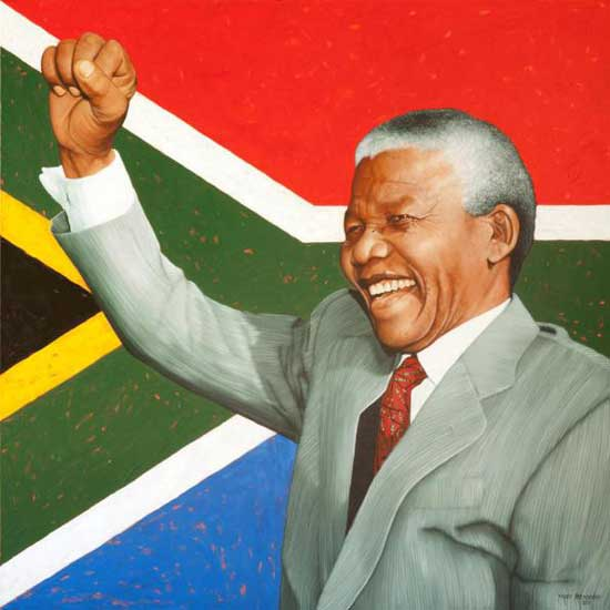 MADIBA: A tribute to Nelson Mandela 1918-2013